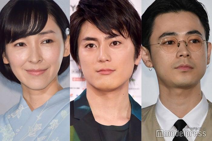 麻生久美子、間宮祥太朗、成田凌 (C)モデルプレス