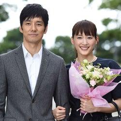綾瀬はるか&西島秀俊がセレブ夫婦に「奥様は、取り扱い注意」<第1話あらすじ>