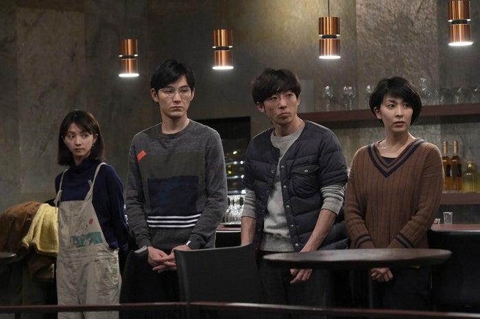 満島ひかり、松田龍平、高橋一生、松たか子/「カルテット」第9話より(C)TBS
