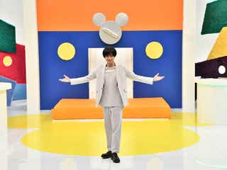 Sexy Zone中島健人「Disney イッツ・ア・クイズワールド」で単独MC初挑戦「とても緊張」