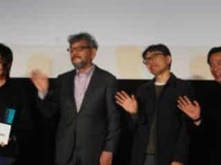 大ヒット中『シン・エヴァンゲリオン劇場版』、監督陣による舞台挨拶が開催