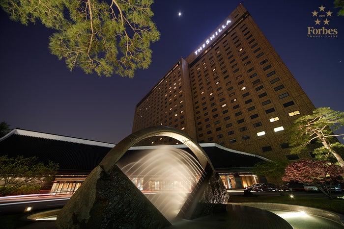 ソウル新羅ホテル/画像提供:新羅ホテル