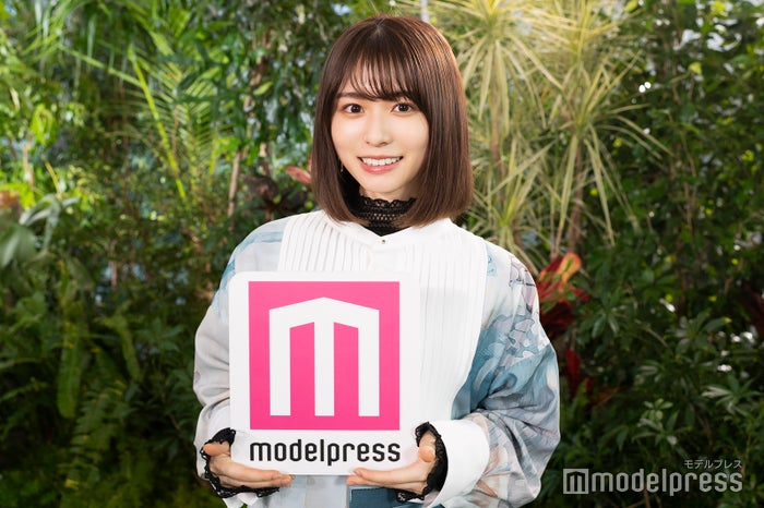 モデルプレスのインタビューに応じた長濱ねる(C)モデルプレス