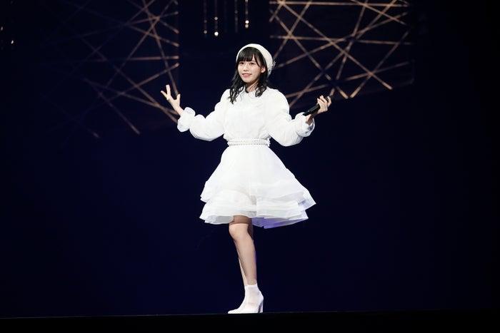 運上弘菜/HKT48 8周年前夜祭コンサートの様子(C)AKS
