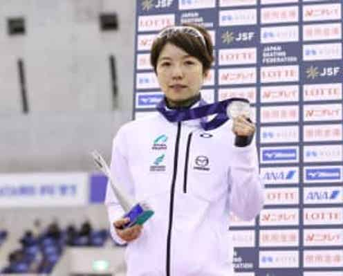 【スピードスケート】小平奈緒1000mでも再び世界へ 高木美帆からは刺激「そこを指標に」