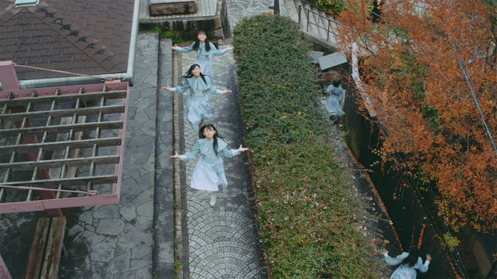 STU48「風を待つ」MV場面カット(C)STU/KING RECORDS