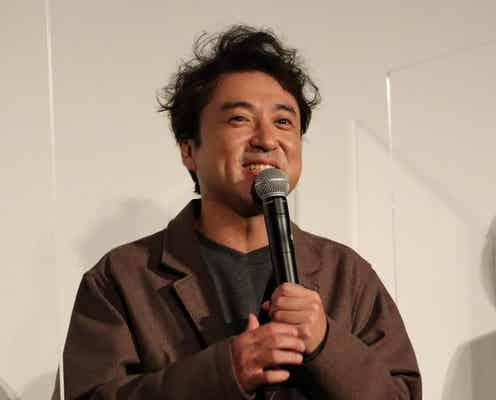 ムロツヨシ、目を潤ませ100%満席に感謝…!「出演者よりも少ないお客さんの数で舞台をやったことある男よ?」