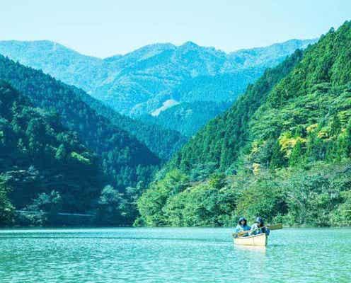 埼玉「ノーラ名栗」自然に包まれたグランピング&BBQ&サウナ体験施設