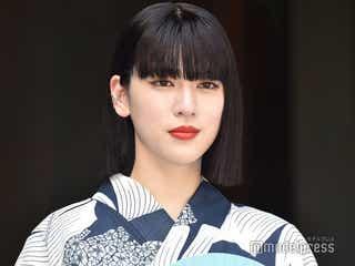 三吉彩花、今年初の浴衣姿で登場 夏休みにやりたいことを明かす<Daughters>