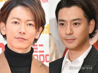 三浦翔平「妻と2人でめっちゃ爆笑」佐藤健からの出産祝いに驚き