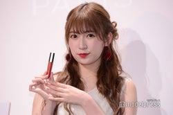 """NMB48吉田朱里、忙しい中でも""""美を保つ""""秘訣とは?「時間とかお金はあまりかけない」"""