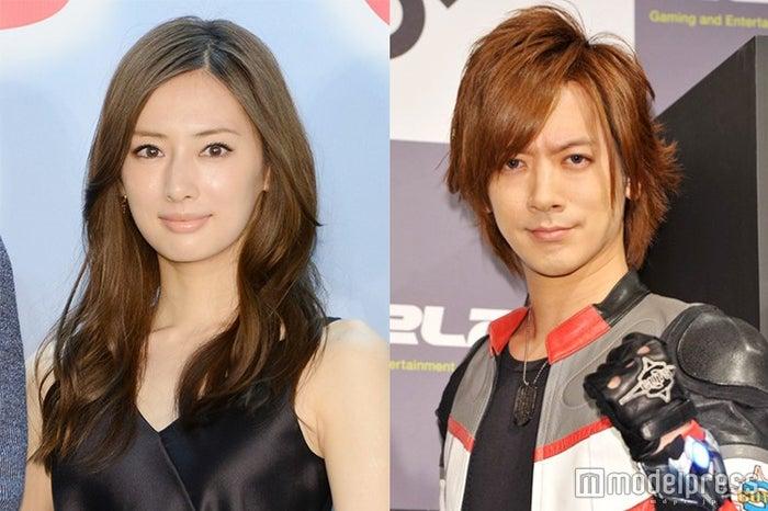 DAIGOとの結婚を発表した北川景子(C)モデルプレス
