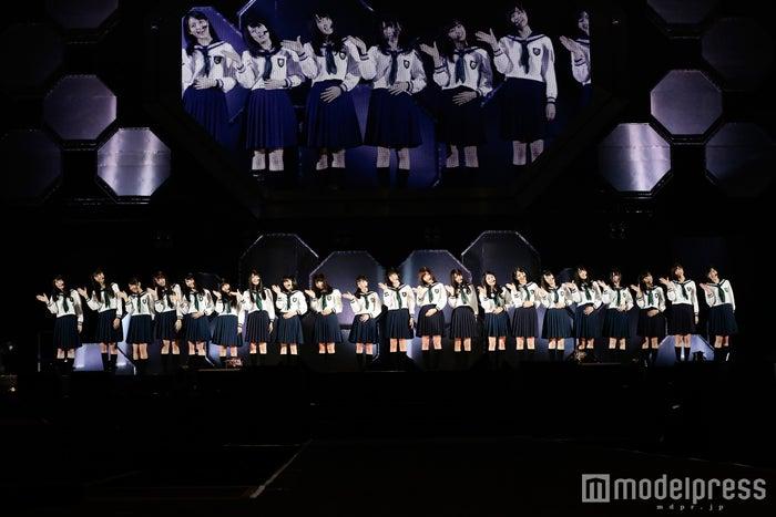 欅坂46(画像提供:ニッポン放送)