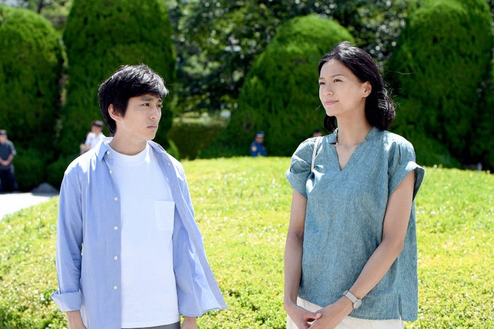 古館佑太郎、榮倉奈々/「この世界の片隅に」第5話より(C)TBS