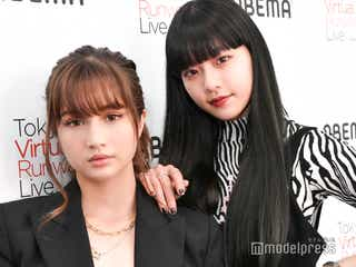 FAKY・Hina&Takiのガチ私服を調査「オオカミちゃん」恋する姿にメンバーの反応は?<「Tokyo Virtual Runway Live by GirlsAward」フィッティングに潜入>