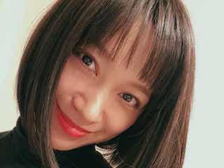 高橋ユウ、出産へ向けばっさりボブにイメチェン 「お姉ちゃんに似てる」「可愛い」と反響