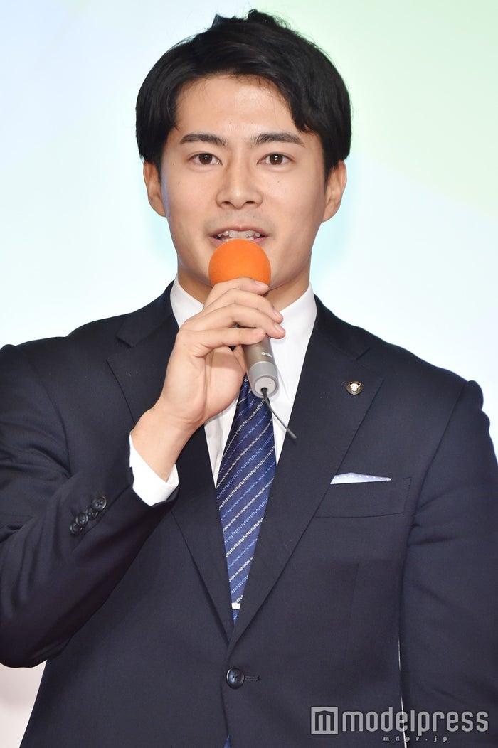 井澤健太朗アナウンサー (C)モデルプレス