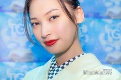 大政絢、注目ファッション&スタイルキープの秘訣を語る 話題のドラマで共演の岡田将生を絶賛<モデルプレスインタビュー>