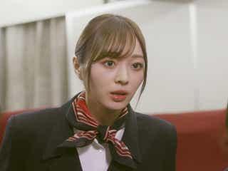 乃木坂46梅澤美波、CA役を熱演「憧れの職業でもあった」
