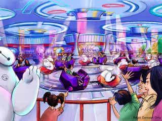 東京ディズニーランド「ベイマックス」新アトラクション&ミニーのグリーティング施設、名称は?
