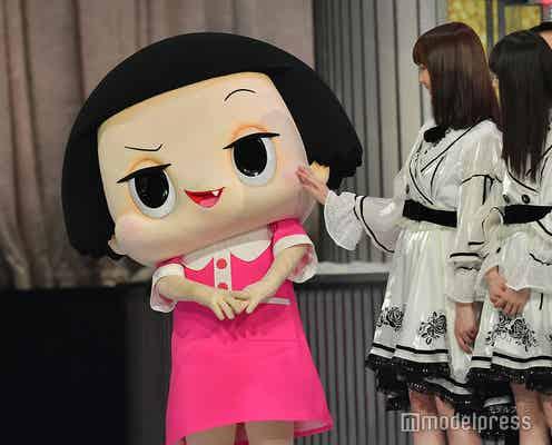 AKB48柏木由紀&乃木坂46西野七瀬ら、チコちゃんとの可愛すぎるシーンを目撃<紅白リハ2日目>