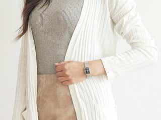 小ぶりで上品!どんな服装にも似合う大人女子にぴったりの腕時計