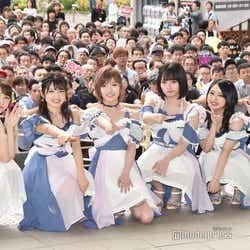 モデルプレス - AKB48、総選挙がなかったこの夏は「競い合うというより1つになれた」<56thシングル「サステナブル」発売記念イベント/セットリスト>