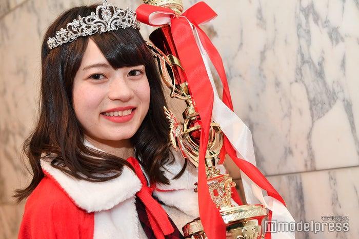 昨年度「女子高生ミスコン2018」グランプリ・あれん (C)モデルプレス