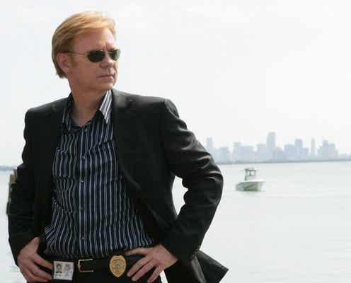 『CSI:マイアミ』デヴィッド・カルーソー演じるホレイショがモデルにした人物