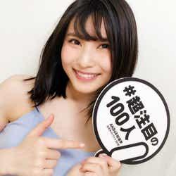 福岡聖菜 『AKB48総選挙公式ガイドブック2018』(5月16日発売/講談社)公式ツイッターより