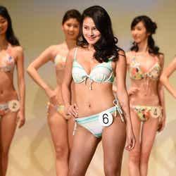 グランプリを受賞した松野未佳さん(C)モデルプレス