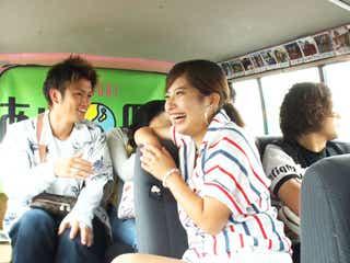 【「あいのり:Asian Journey」シーズン2】でっぱりん、恋の矢印が急転換 シャイボーイ&かすがも登場