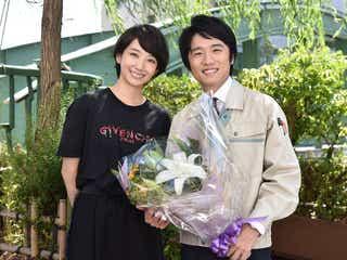 """風間俊介、波瑠は「底が知れない」 「サバイバル・ウェディング」クランクアップでダメな男・和也への""""愛""""語る"""