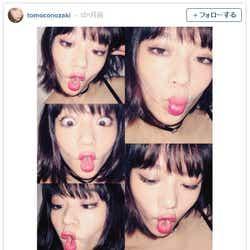 野崎智子/Instagramより