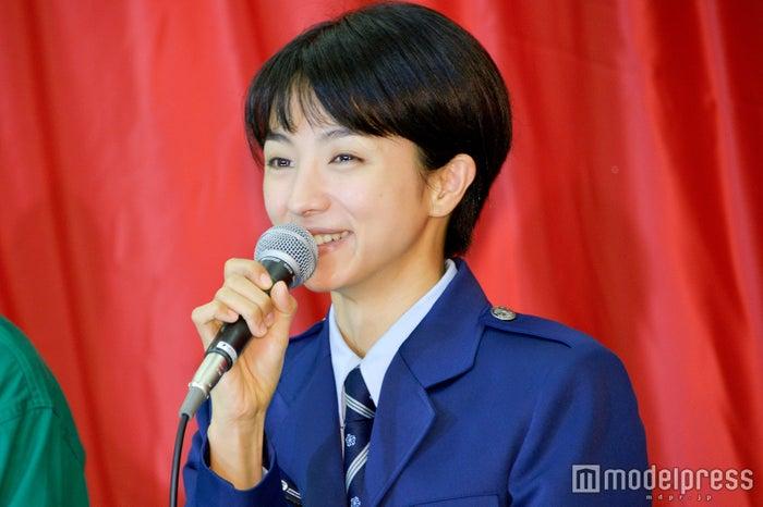 「監獄のお姫さま」に出演する満島ひかり (C)モデルプレス