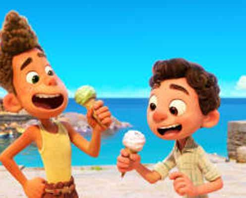 ディズニー&ピクサー最新作『あの夏のルカ』8月デジタル配信スタート&9月MovieNEX発売決定