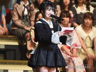 AKB48向井地美音「私にとってはAKBが全て」コンプレックスから生まれた思い…次期総監督に熱い決意表明<リクアワ/全文>