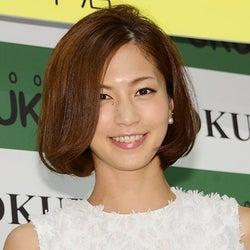 安田美沙子、第1子の予定に言及「もうすぐ…」