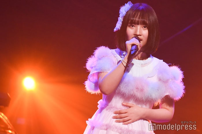 矢作萌夏/「AKB48グループ歌唱力No.1決定戦」決勝大会 (C)モデルプレス