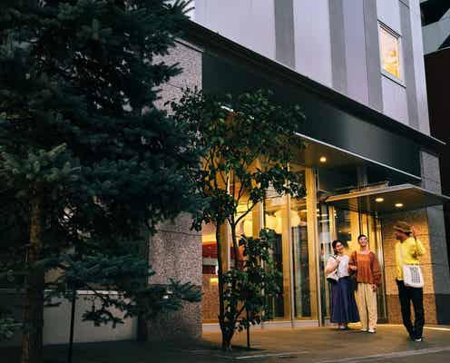 "「OMO3札幌すすきの by 星野リゾート」""幸せな夜更かし""提案する新ホテル"