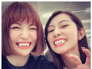 桜井玲香&神田沙也加がヴァンパイアに「さやれか最高」「可愛すぎ」と反響