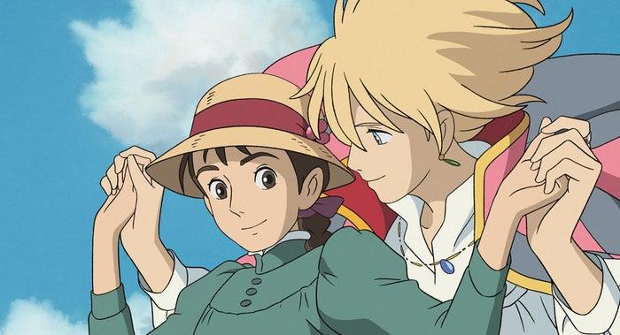 『ハウルの動く城』(C)2004 Studio Ghibli・NDDMT