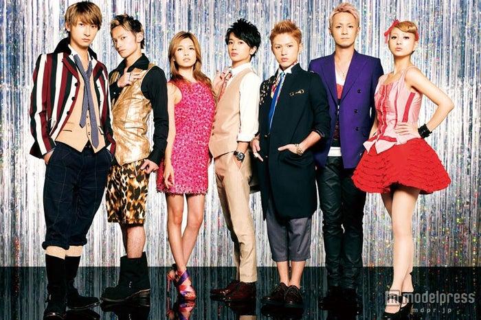 「東京ガールズコレクション 2012A/W」への出演が決定したAAA