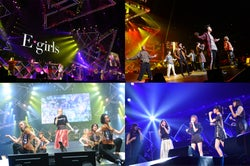 E-girls・GENERATIONS・西野カナ・リトグリら豪華アーティスト集結の3日間 テレビ朝日ドリームフェスティバル2017開催