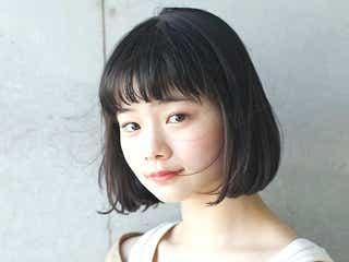 大人女子に似合う《オン眉×ボブ》15選!おしゃれに小顔見えする髪型をご紹介♪