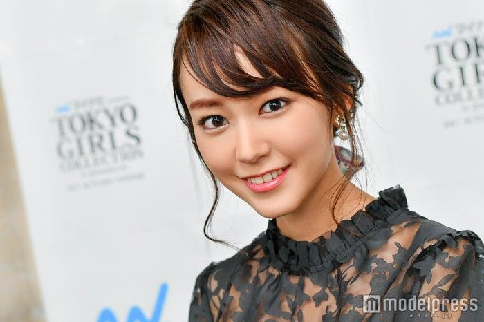 モデルプレスのインタビューに応じた、桐谷美玲(C)モデルプレス