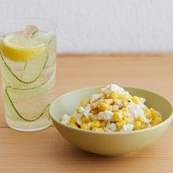 5分で完成!夏バテ予防におすすめ&ヘルシーな「コーンの白和え」レシピ