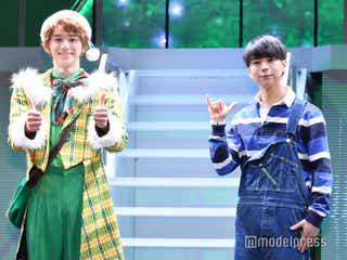 美 少年・岩崎大昇、初主演ミュージカルに「震えがとまらない」 PCR検査全員陰性で無事開幕<ELF The Musical>