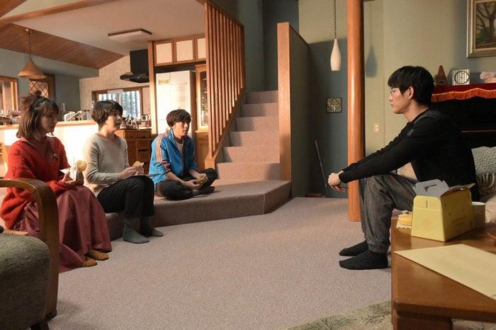 満島ひかり、松たか子、高橋一生、松田龍平/「カルテット」第9話より(C)TBS