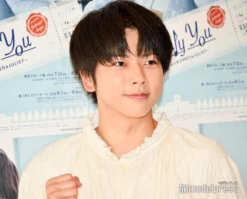 NEWS増田貴久、小山慶一郎の騒動に言及 4人で話し合いも「心が痛い」